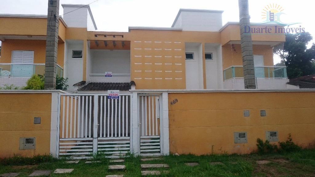 Casa residencial à venda, Vila Agao, Bertioga - CA0030.