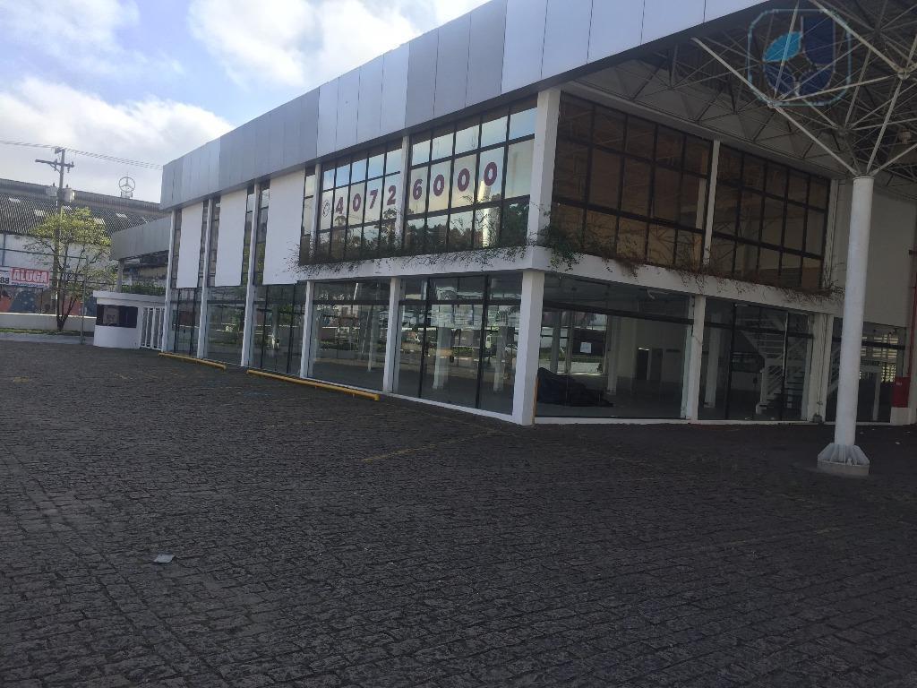 Galpão  industrial para locação, Centro, Diadema.