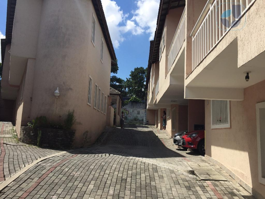 Sobrado  residencial à venda, Taboão, Diadema.