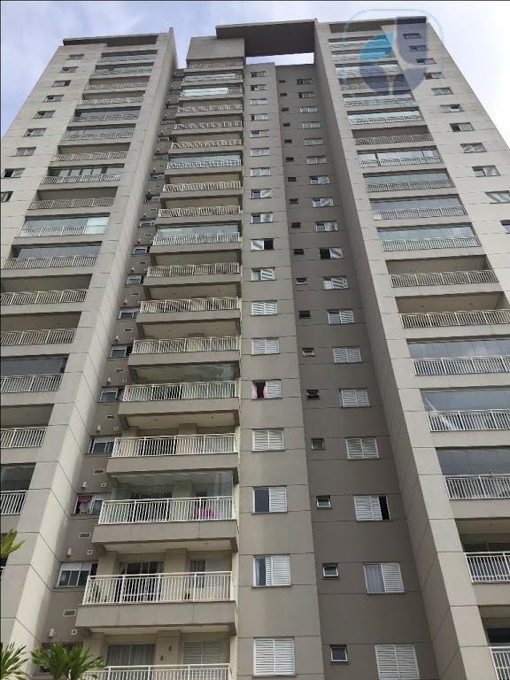 Apartamento residencial para venda e locação, Centro, Diadema - AP3257.