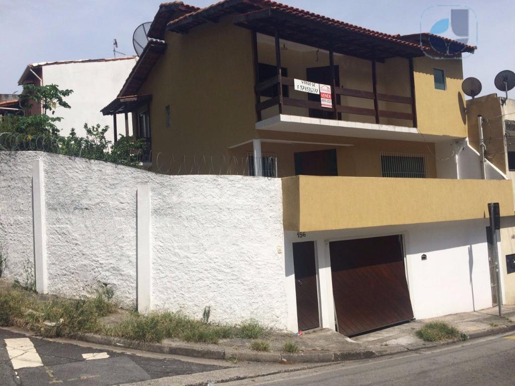 Sobrado residencial para venda e locação, Parque Sete de Setembro, Diadema - SO0065.