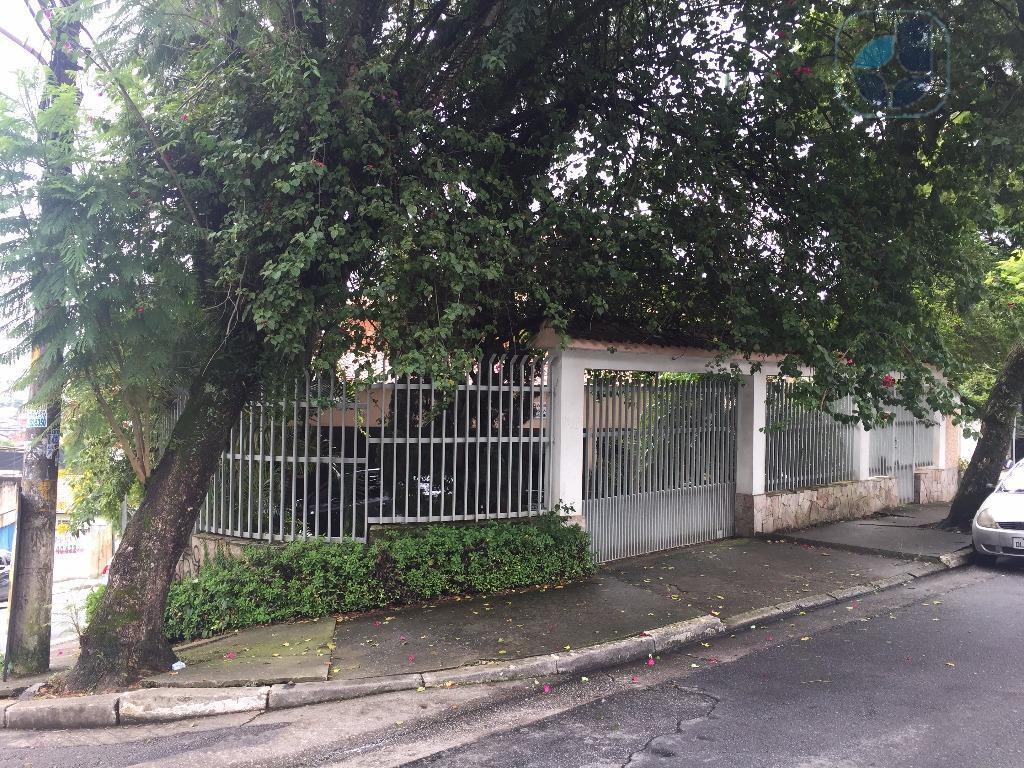 Casa comercial para locação, Vila Conceição, Diadema.