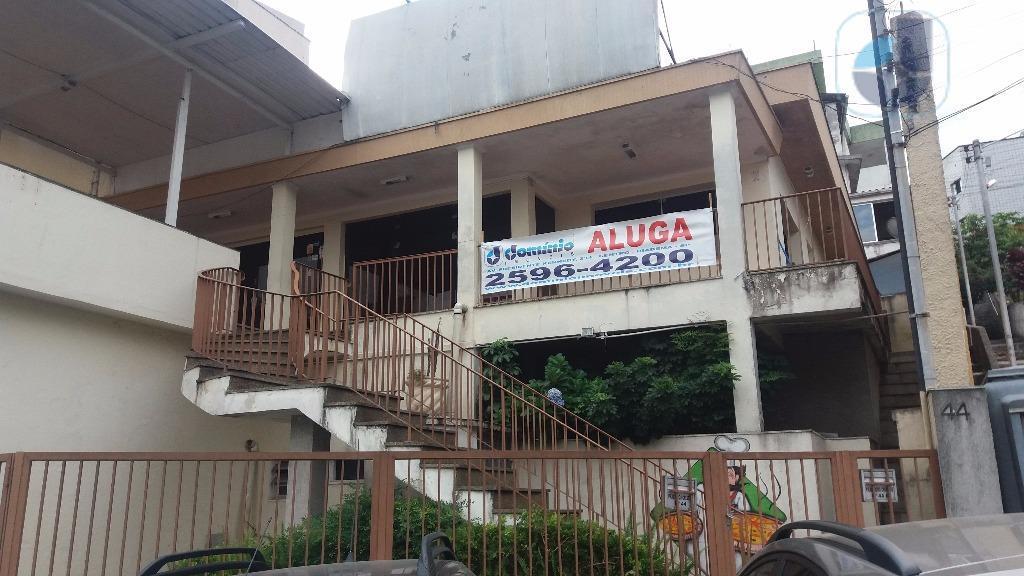 Casa comercial para locação, Centro, Diadema - CA0577.