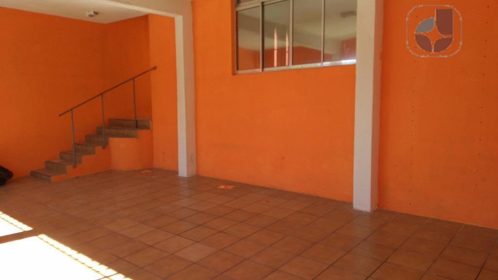 Sobrado residencial para locação, Centro, Diadema.