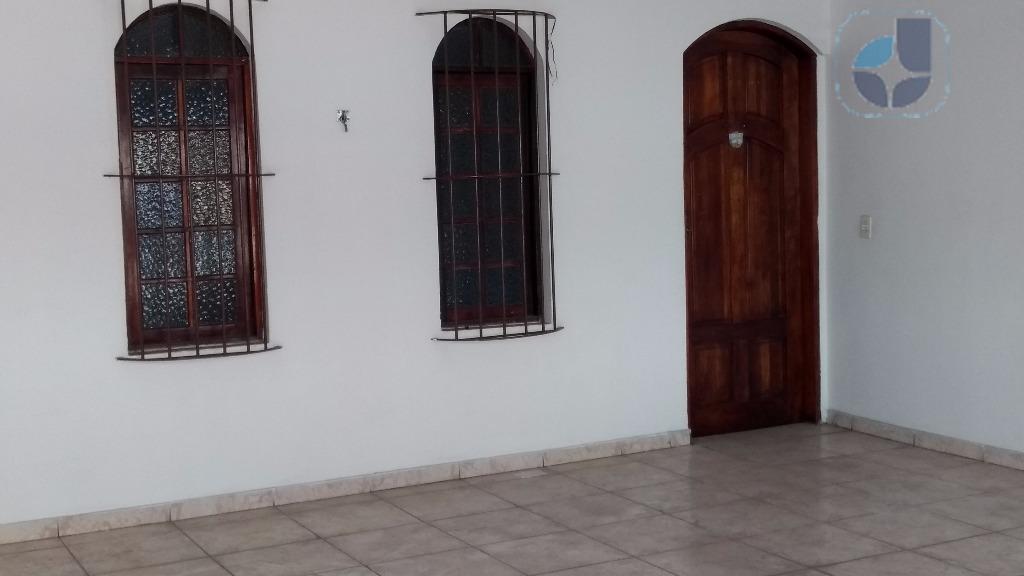 Sobrado residencial para locação, Vila Santa Terezinha, Diadema.