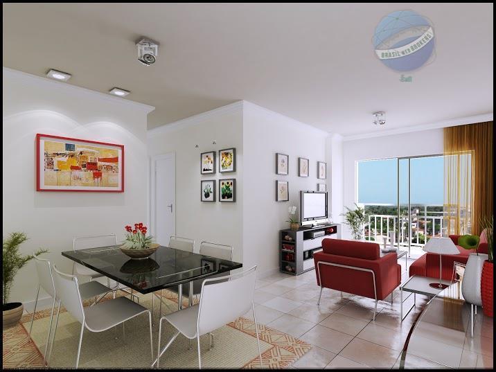 Apartamento com 3 quartos, em Nova Parnamirim - Residencial Sirius