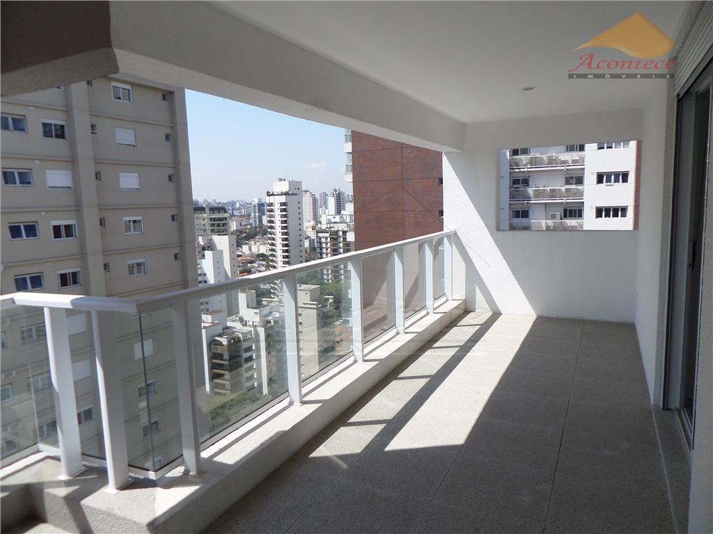 Apartamento residencial para venda e locação, Campo Belo, São Paulo - AP1866.