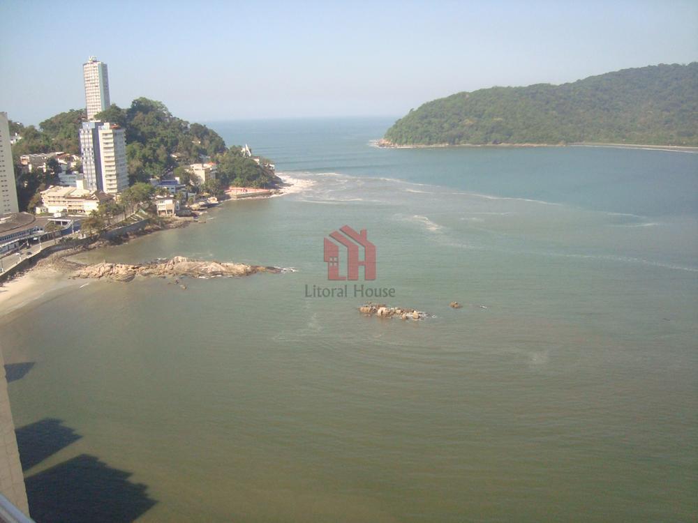 Apartamento residencial à venda, Itararé, Vista Mar São Vicente - AP0026.