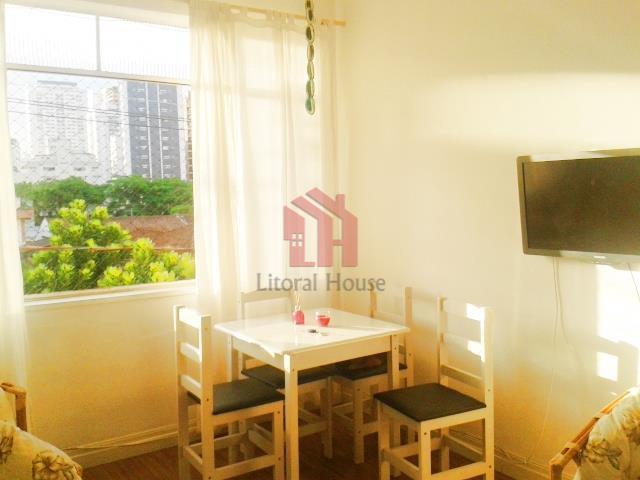 Apartamento com 3 dormitórios - 2 Wcs - 1 Vaga - Ponta da Praia