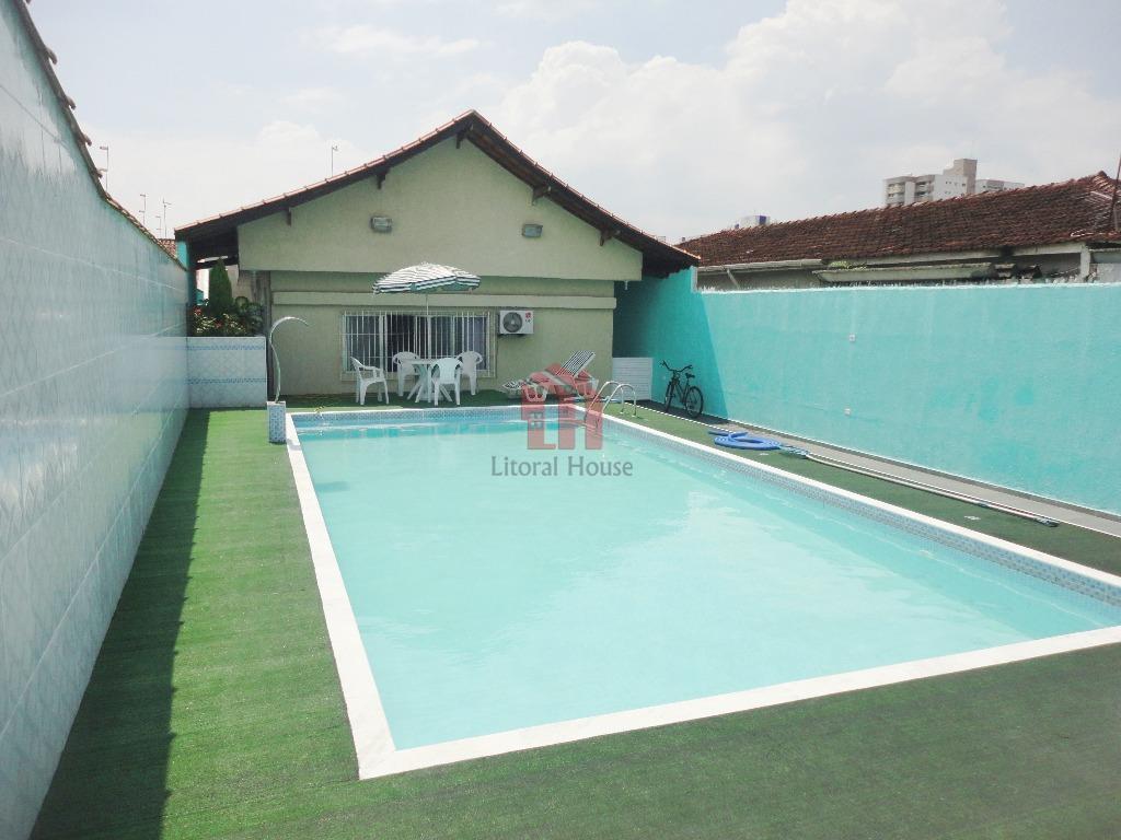 Casa, 4 dormitórios sendoa 2 suíte, 425 m² - Jardim Guilhermina - Praia Grande