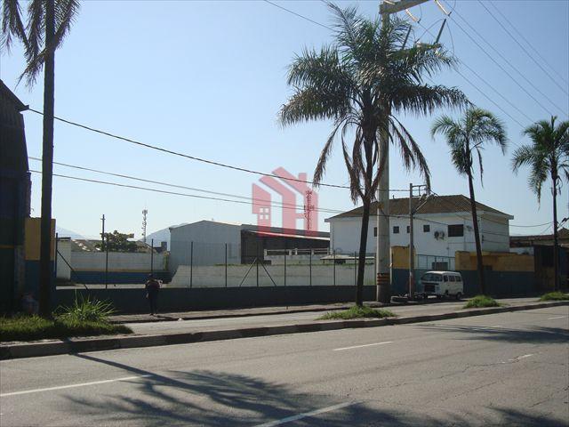 Galpão  comercial à venda, Chico de Paula, Santos.