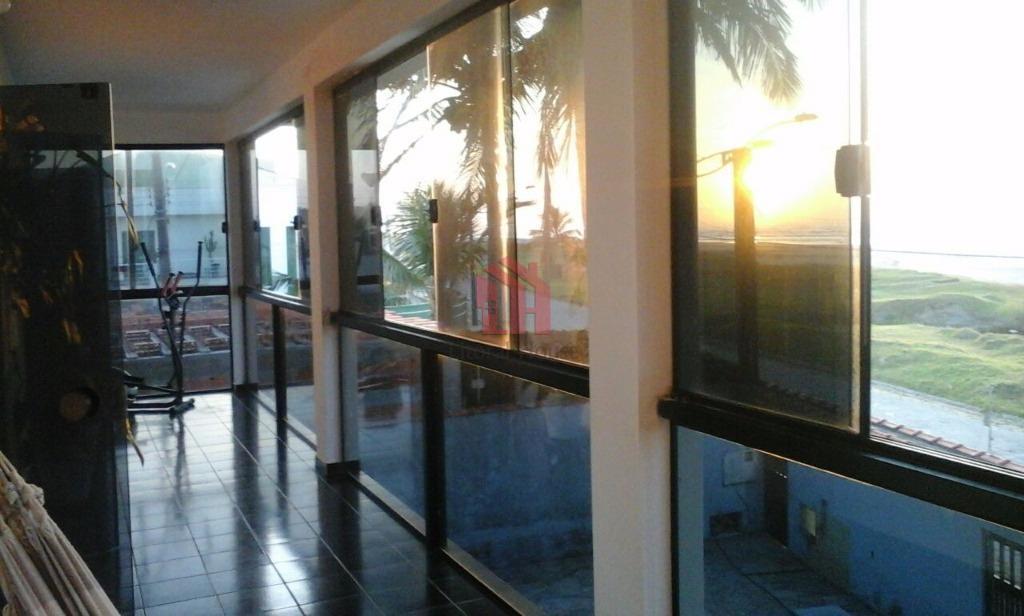 Sobrado  residencial à venda, Estância Balneária Maria Helena Novaes, Peruíbe.