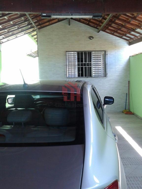 Casa residencial à venda, Itaóca, Mongaguá.