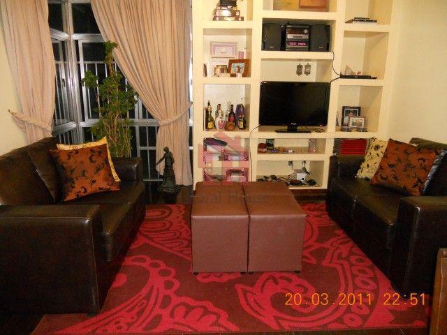 Apartamento residencial à venda, Itararé, São Vicente - AP0591.