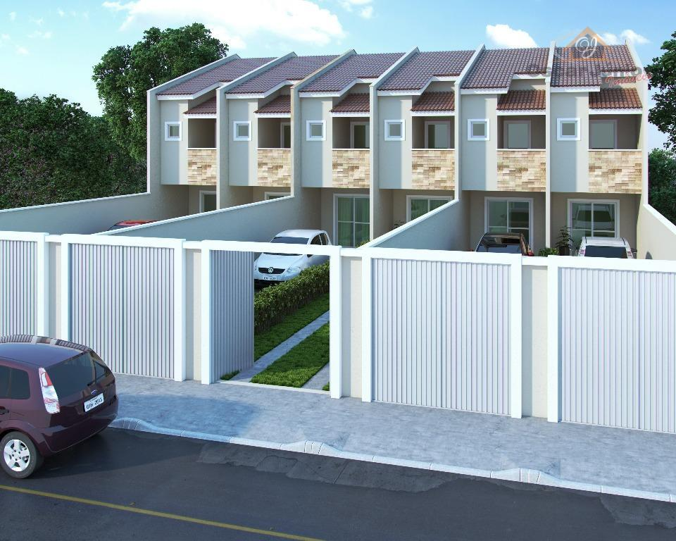 Duplex Novos 2 Suítes com Varanda, 2 Vagas, Ótimo acabamento no Passaré !