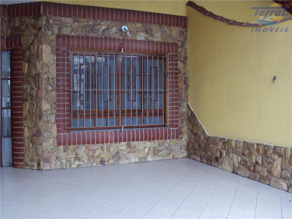Casa 3 dormitórios, sendo 1 suíte na Vila Tupi em Praia Grande - OPORTUNIDADE