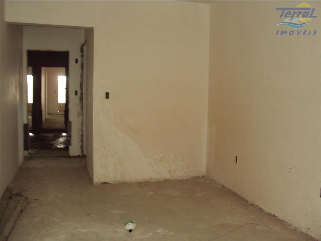 Apto novo à venda 2 dormitórios com 1 suíte , Jardim Guilhermina, Praia Grande.