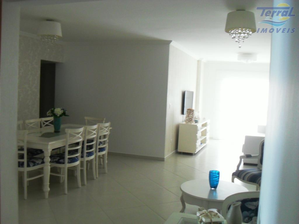 Apartamento residencial à venda, Canto do Forte, Praia Grande - AP0141.