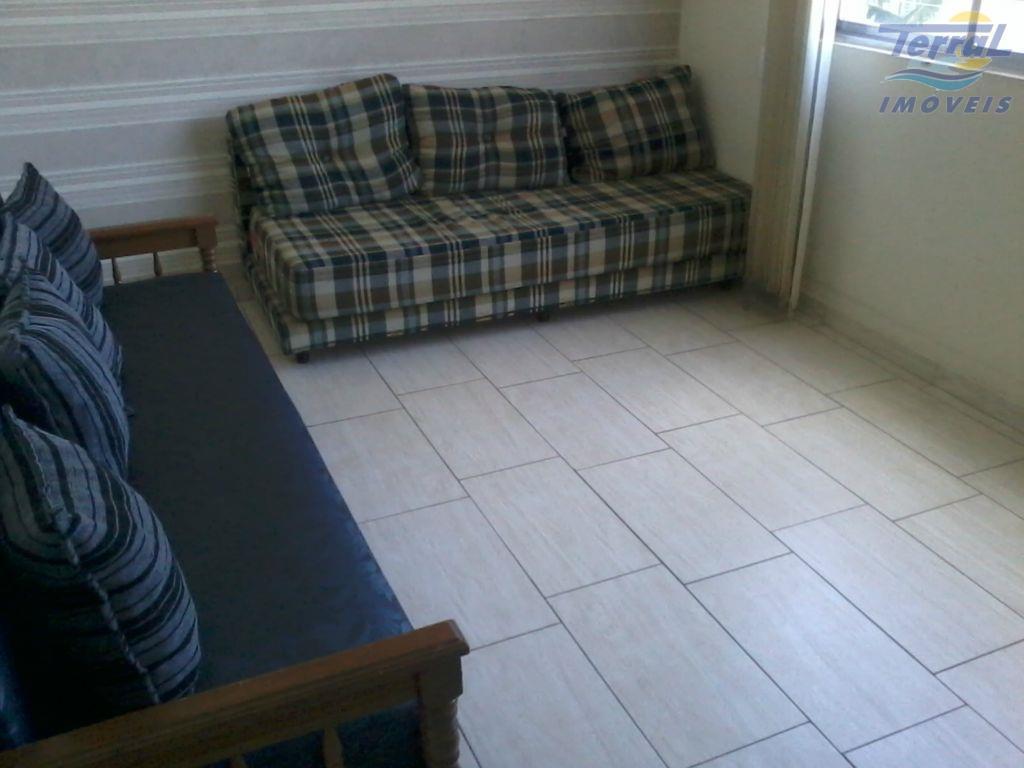 Apartamento  residencial à venda,  2 dorm  frente para o mar !!!Canto do Forte, Praia Grande.