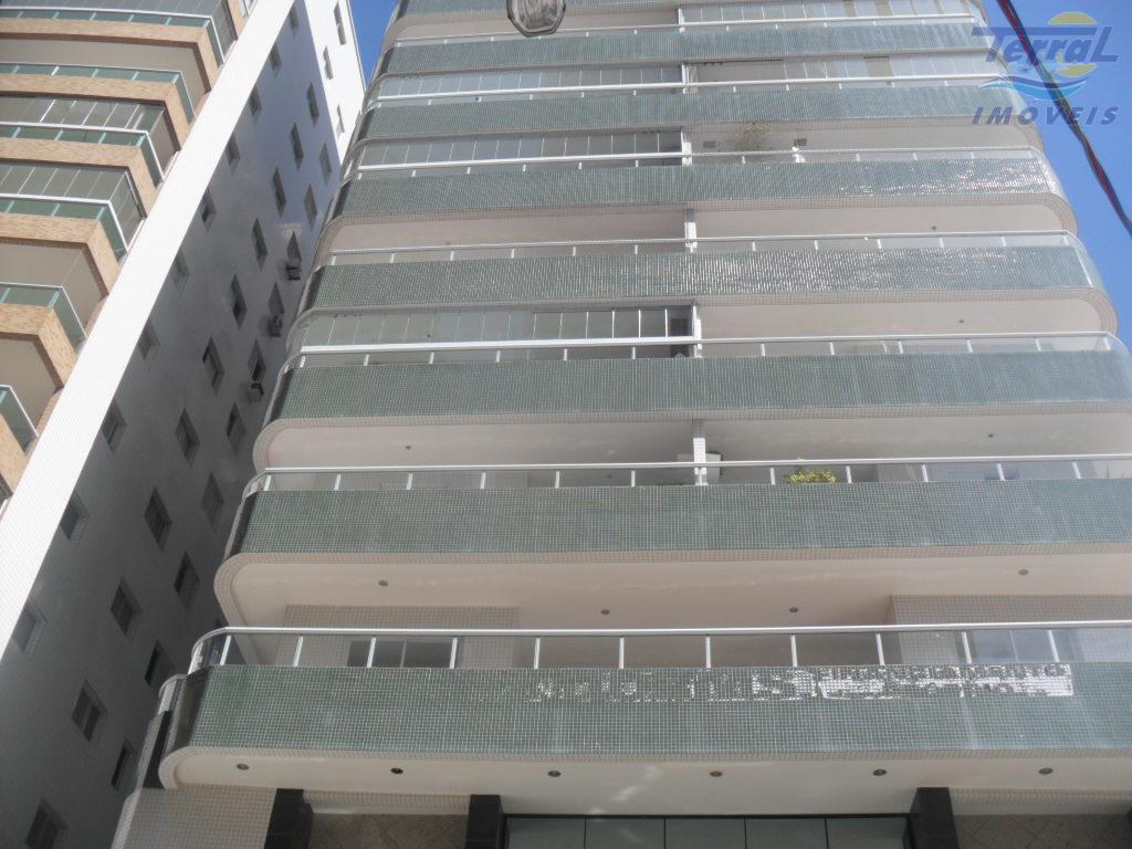 Apartamento residencial à venda, Canto do Forte, Praia Grande.