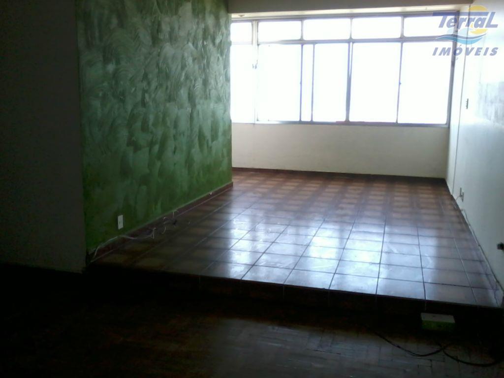 Apartamento  residencial à venda, Ocian, Praia Grande.