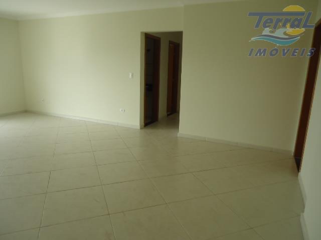 Apartamento residencial à venda, Canto do Forte, Praia Grande