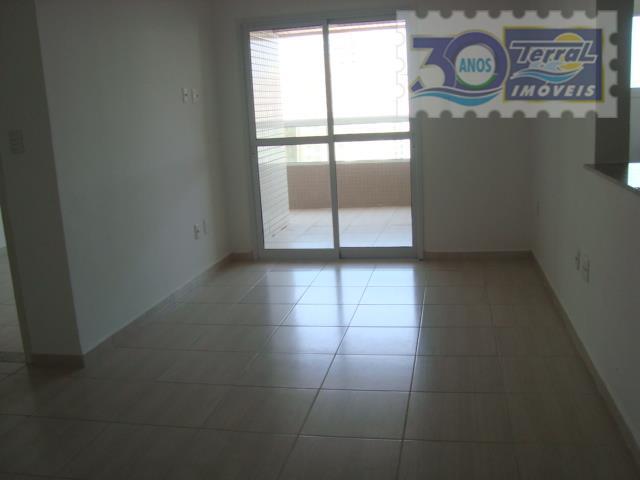 Apartamento novo  para locação,  Ocian, Praia Grande.