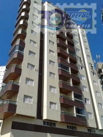 Apartamento  02 dormits à venda, Vila Guilhermina, Praia Grande.