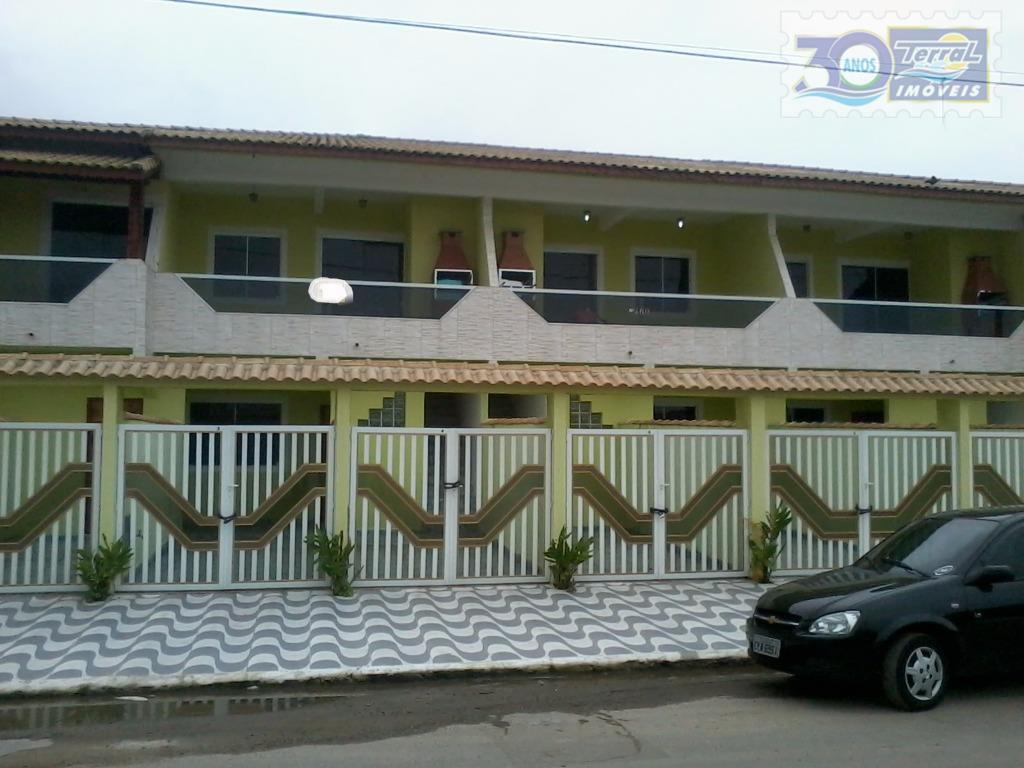Casa  residencial à venda 2 dorm com suite, Jardim Trevo, Praia Grande.