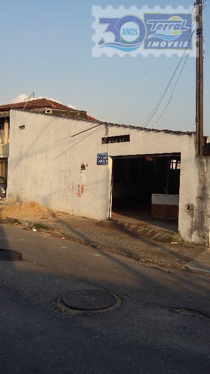Terreno  residencial à venda, Cidade Ocian, Praia Grande.