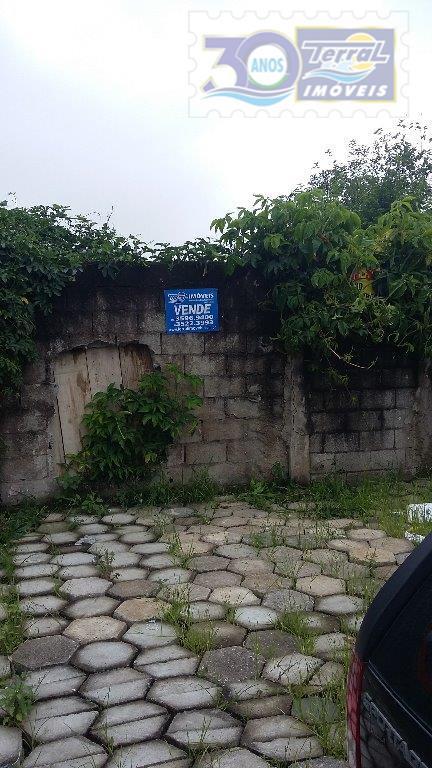 Terreno  residencial à venda, Tude Bastos (Sítio do Campo), Praia Grande.