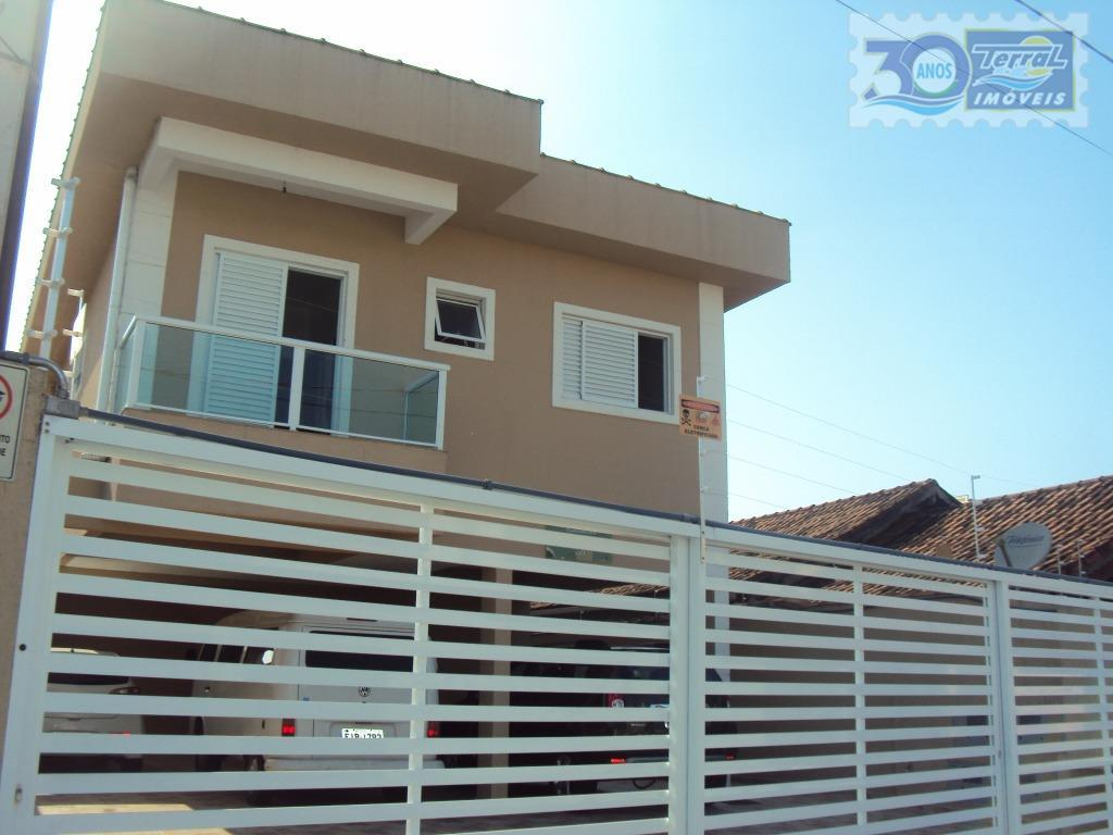 Casa residencial para locação, Campo da Aviação, Praia Grande.