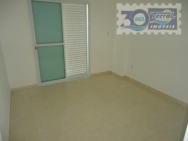 Apartamento  NOVO !!! Residencial à venda, Campo da Aviação, Praia Grande.