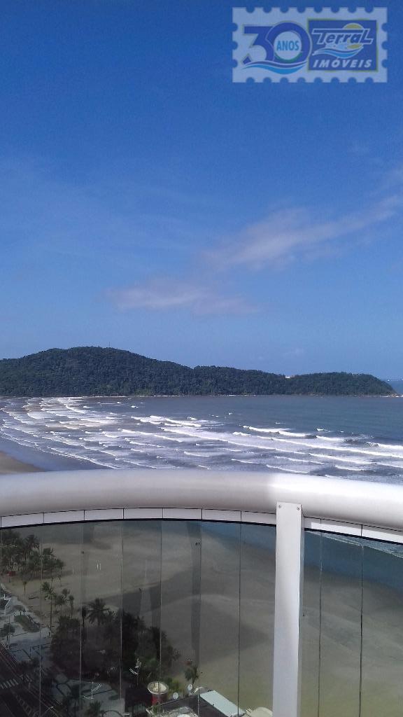 Alto Padrão a 50 mts da praia 4 dormitorios sendo 1 suite - a venda Vila Guilhermina