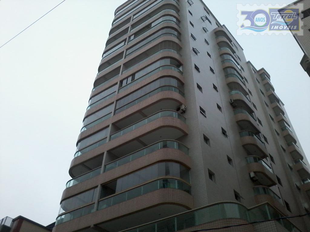 Apartamento residencial à venda, Campo da Aviação, Praia Grande - AP6378.