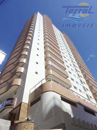 Apartamento de alto padrão com 4 dormitórios, sendo 3 suítes à venda, Canto do Forte, Praia Grande.