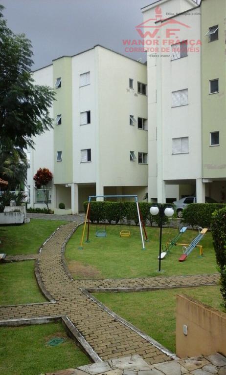 Apartamento residencial à venda, Pedregulho, Guaratinguetá - AP0005.
