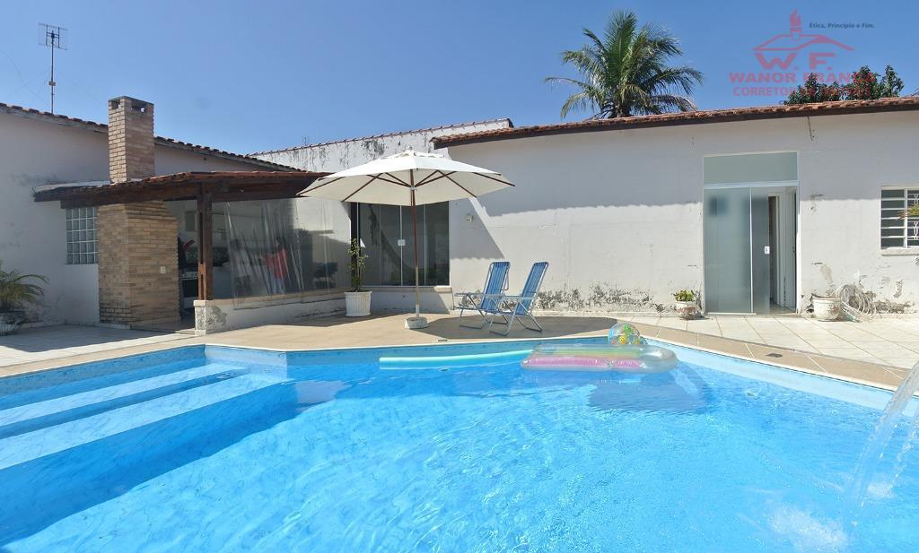 Casa  residencial à venda, Parque das Árvores, Guaratinguetá.