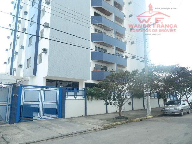 Apartamento residencial para venda e locação, Vila Indiana, Guaratinguetá - AP0228.