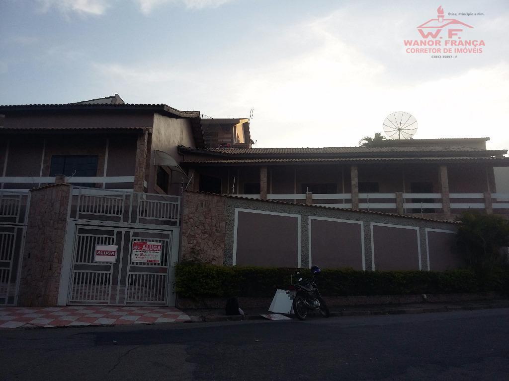 Casa residencial para locação, Portal das Colinas, Guaratinguetá.