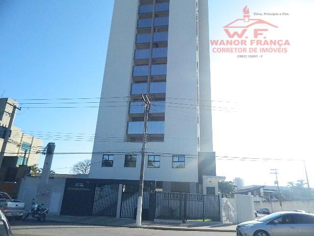 Apartamento residencial para locação, Vila Paraíba, Guaratinguetá.
