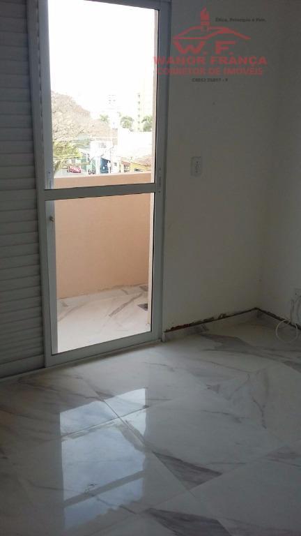 Apartamento residencial para locação, São Benedito, Guaratinguetá.
