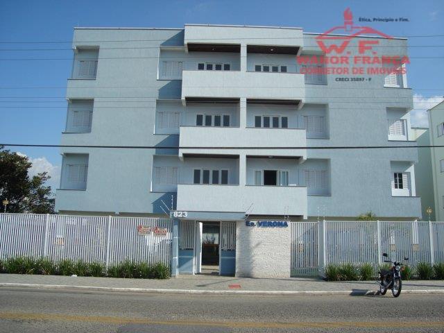 Apartamento residencial para locação, Pedregulho, Guaratinguetá.