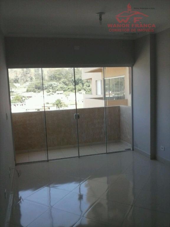 Apartamento  residencial à venda, São Benedito, Guaratinguetá.
