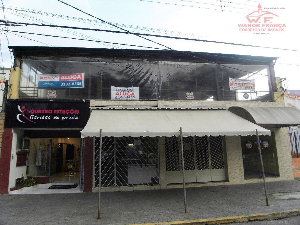 Ponto comercial para locação, Nova Guará, Guaratinguetá.