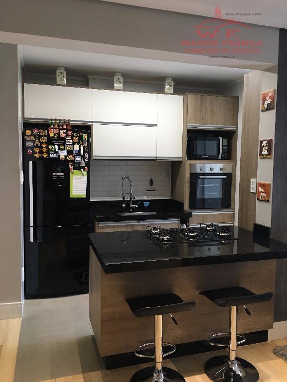 Apartamento residencial à venda, Portal das Colinas, Guaratinguetá.