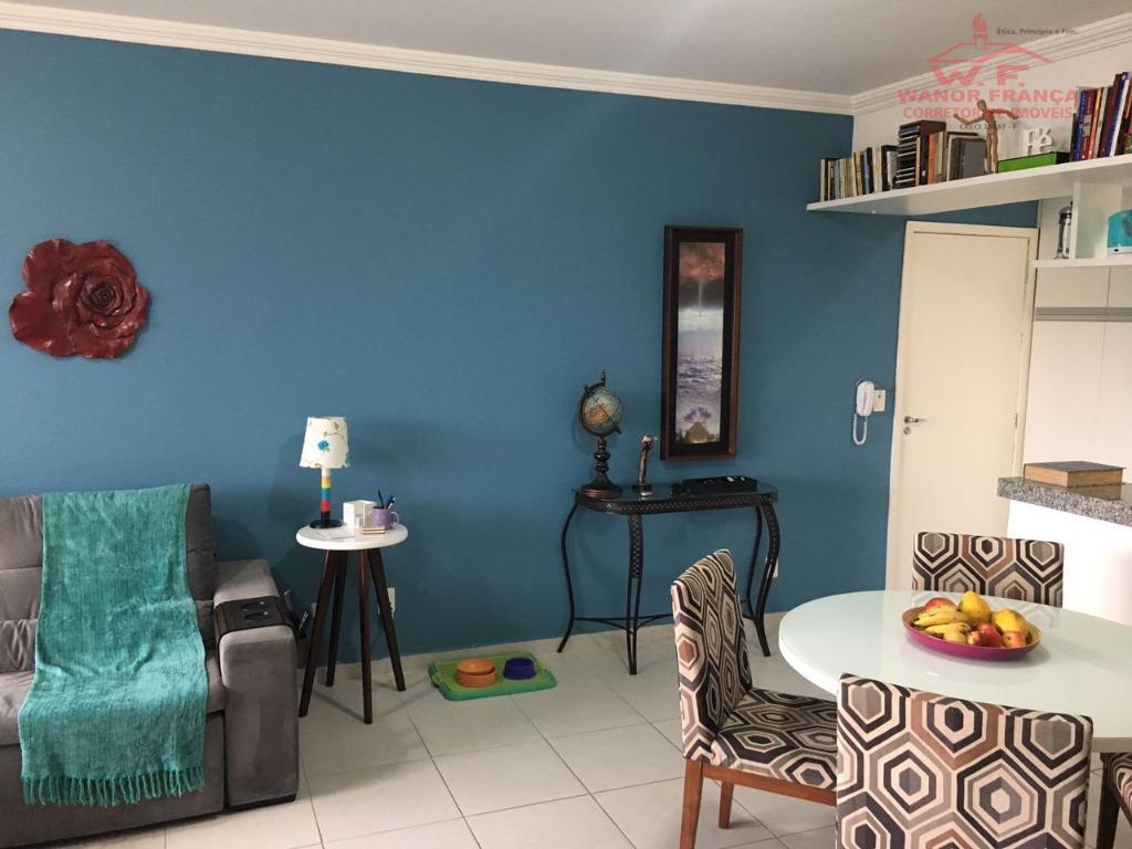 Apartamento residencial à venda, Vila Paraíba, Guaratinguetá.
