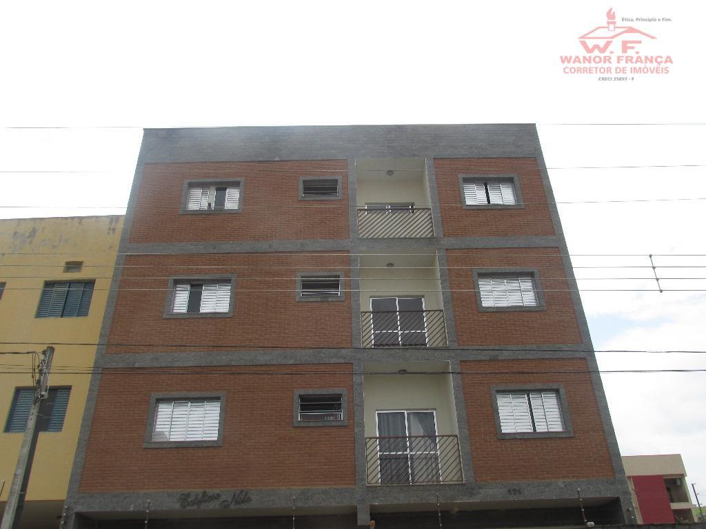 Apartamento residencial para locação, Parque Residencial Beira Rio, Guaratinguetá.