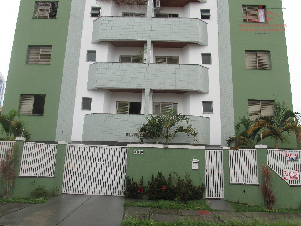 Apartamento residencial para locação, Jardim Rony, Guaratinguetá.