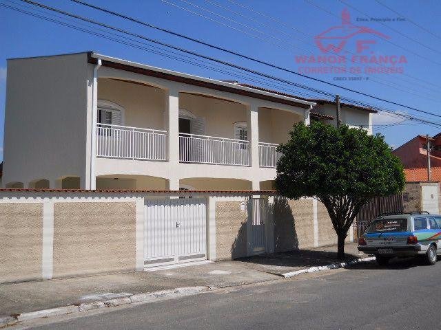 Casa residencial para locação, Jardim Indepedência, Guaratinguetá.
